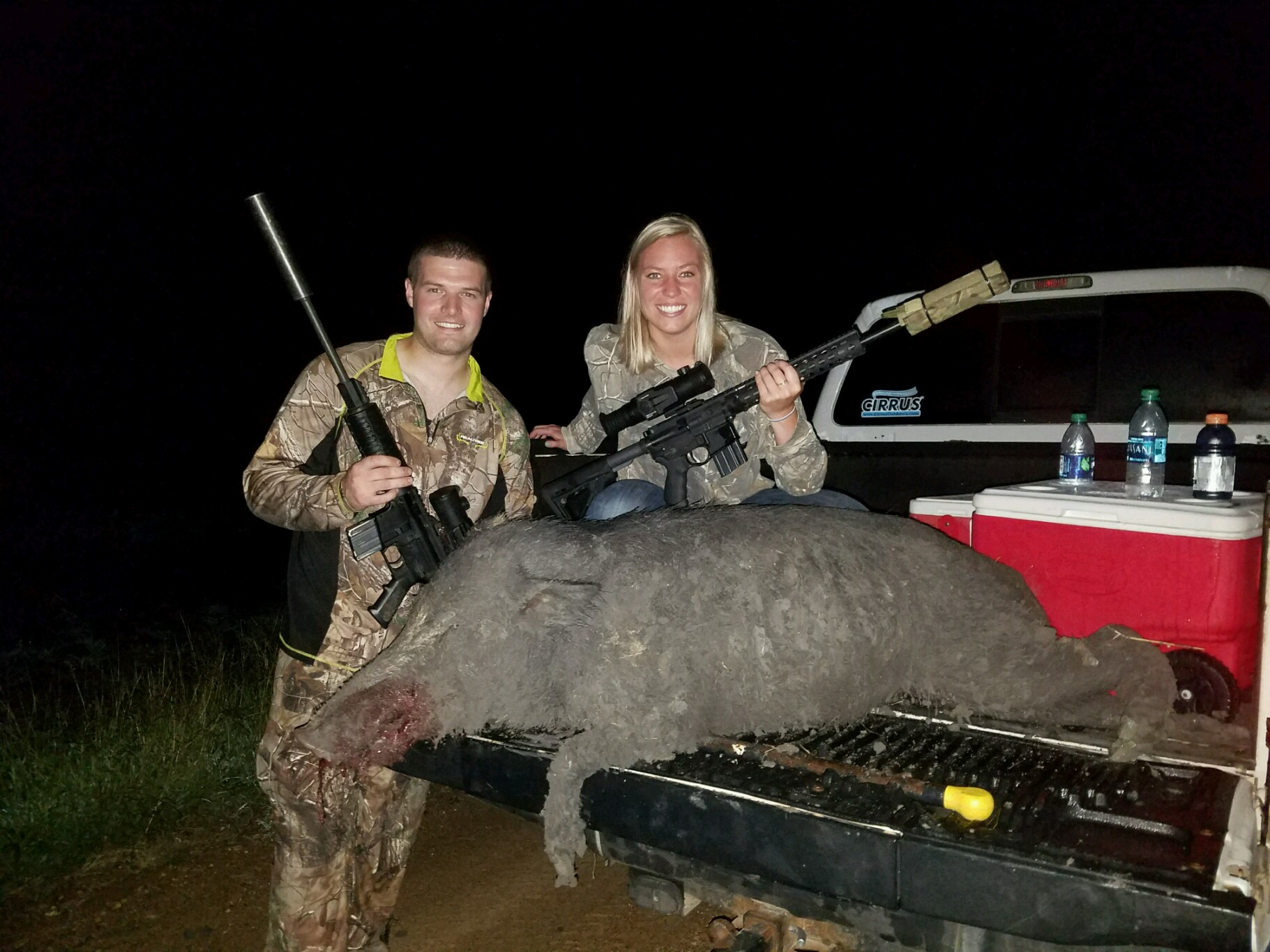 Airboat, Night Vision, and Helicopter Hog Hunts
